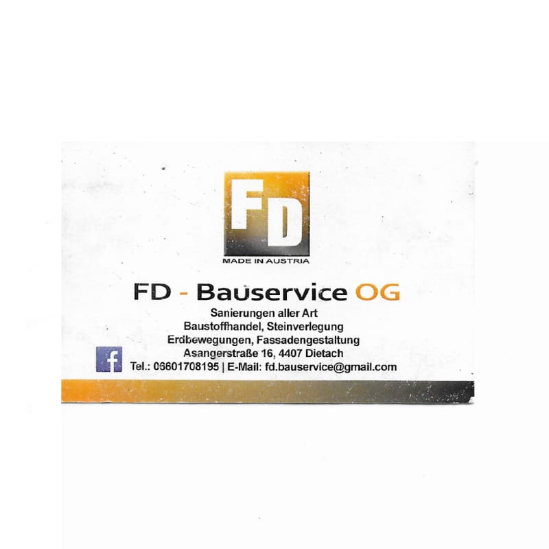 FDBauservice 1